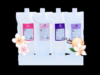 アンクオリジナル・香りが持続する高級サロントリートメント「プルメリアミルク」